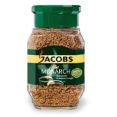 Кофе Jacobs Monarch стекло 95 г.