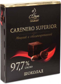 Шокад Carenero Superior 97,7% какао 90 г