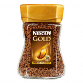 Кофе Nescafe Gold стекло 48 г.