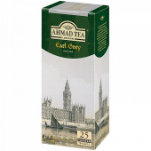 Чай Ahmad Tea Earl Grey черный 25 пак