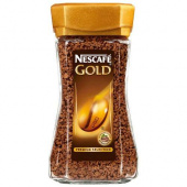 Кофе Nescafe Gold стекло 95 г.