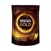 Кофе Nescafe Gold в пакете 75 г.