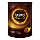 Кофе Nescafe Gold в пакете 250 г